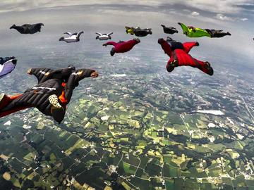 Ticketed event: FORMATION WINGSUIT TOUS LES WEEK-END