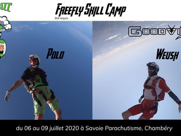 Ticketed event: Skill Camp #6 - Chambéry - Fenlabizz' + Goodvibes