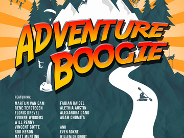 Ticketed event: Adventure Boogie